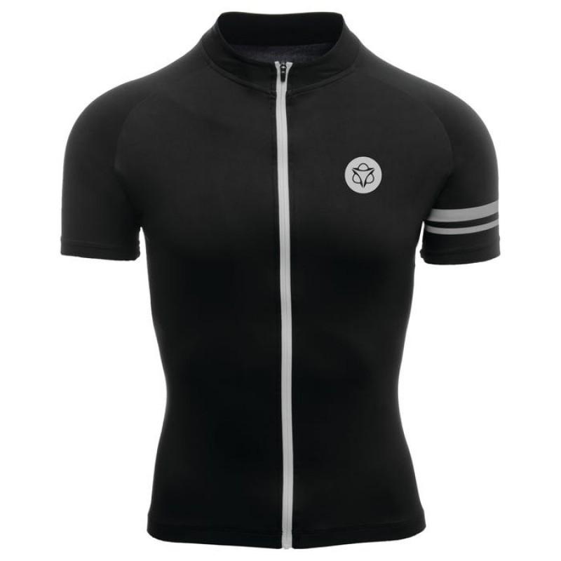 AGU SS Essential Men Cycling Jersey Black