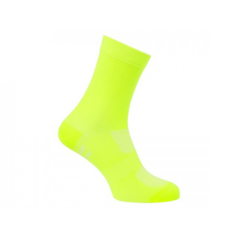 AGU Essential High Men Cycling Socks Neon Yellow