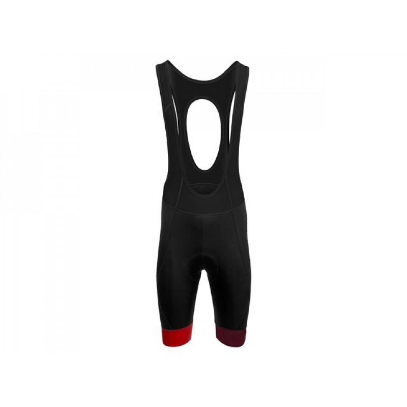 AGU Essential Prime Men Cycling Bib Shorts True Red
