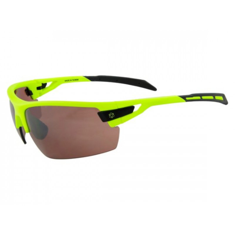 AGU Foss HD Glasses Fluo Yellow