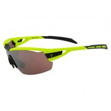 AGU Foss Shield HD Glasses Fluo Yellow