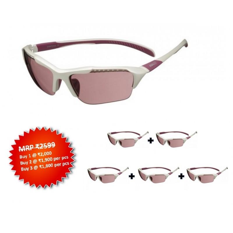 AGU Santosa Sports Glasses White