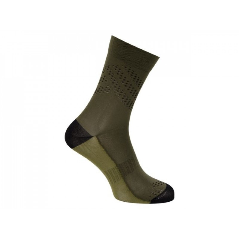 AGU Maze Cycling Unisex Socks Army Green