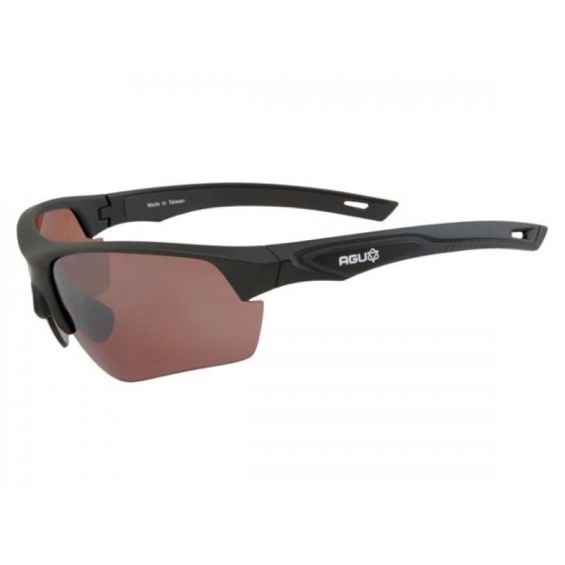 AGU Medina HD Glasses Black