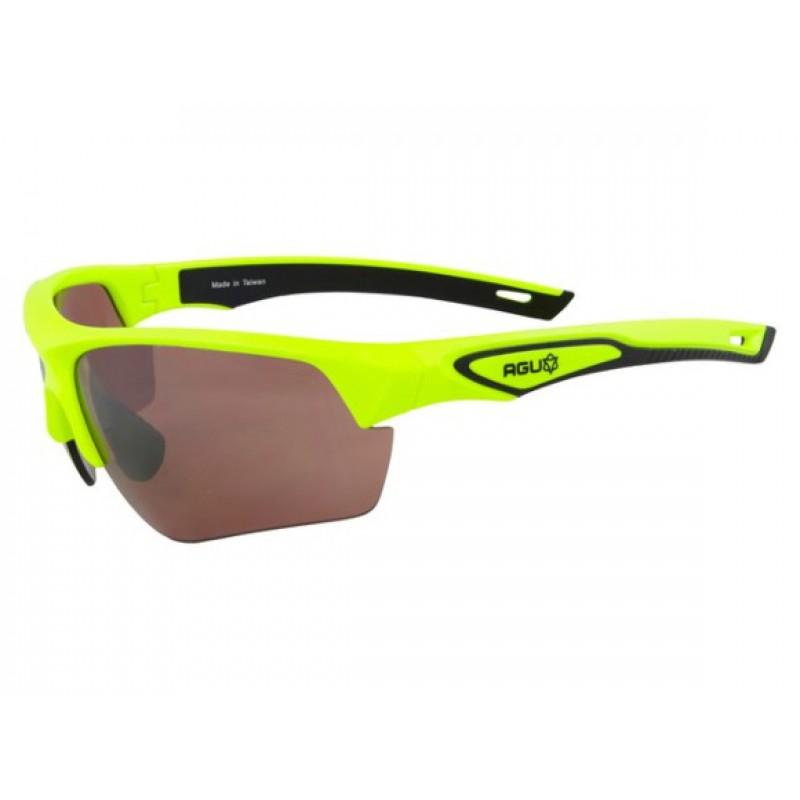AGU Medina HD Glasses Fluo Yellow