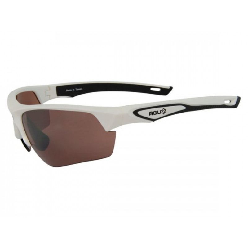 AGU Medina HD Glasses White