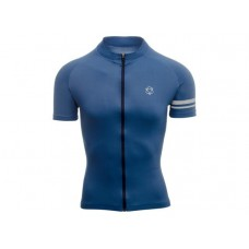 AGU SS Essential Men Cycling Jersey Rebel Blue