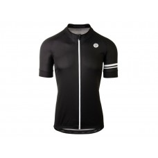 AGU SS Essential Source Men Cycling Jersey Black