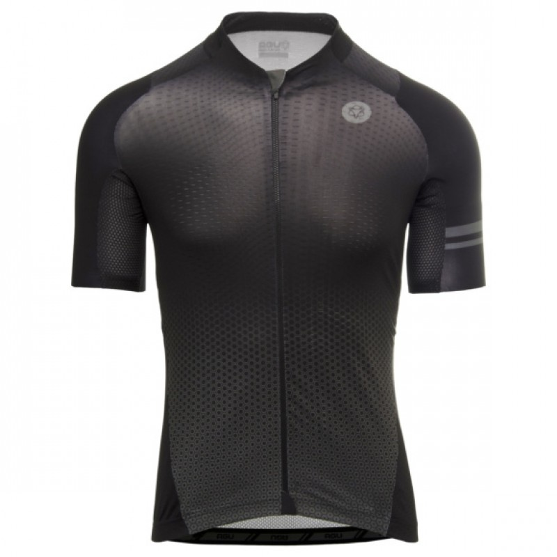 AGU SS Gradient Trend Men Cycling Jersey Black