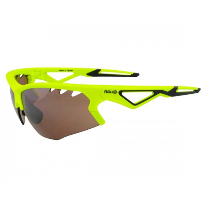AGU Stark Glasses Fluo Yellow
