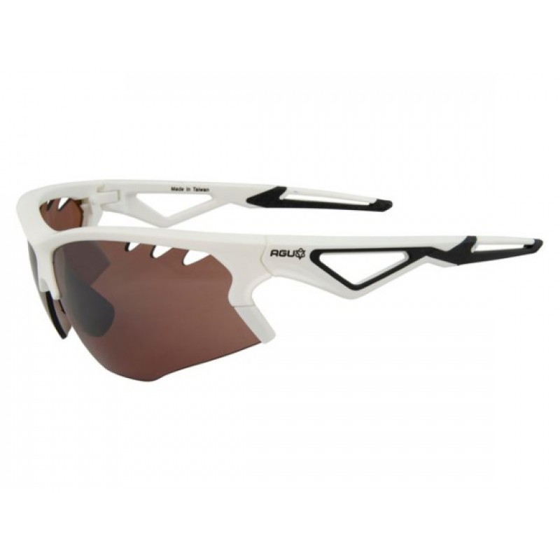 AGU Stark Glasses White
