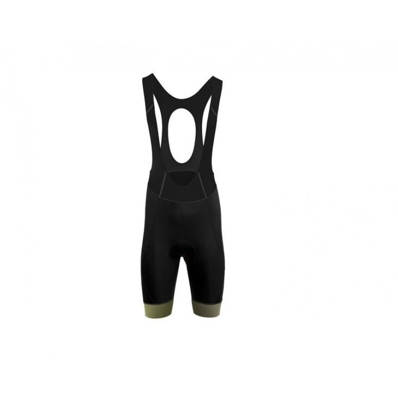 AGU Switch Hexa Men Cycling Bib Shorts Black