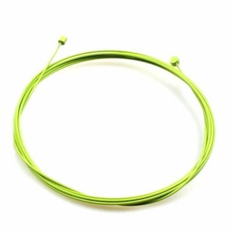 Alligator Bicycle Brake Inner Cable PTFE MTB Stainless Steel Green