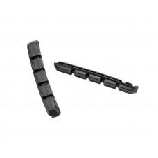 Alligator Bicycle Brake Shoe Block & Pins Cartridge For Alloy Rim 72mm