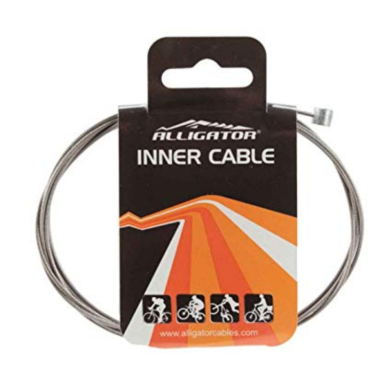 Alligator Bicycle Gear Cable 31 Strands X-Long Sram/Shimano