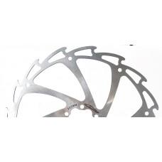 Alligator Wind-Cutter Bicycle Disc Brake Rotor 140mm, HK-R17-DIY