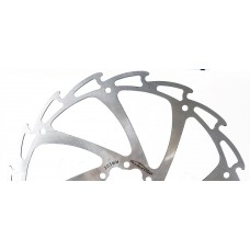 Alligator Wind-Cutter Bicycle Disc Brake Rotor 180mm, HK-R12-DIY