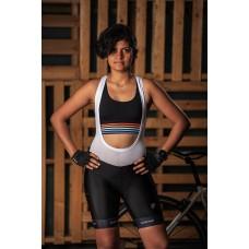 Apace 2018 Echelon Womens Cycling BibShorts Black