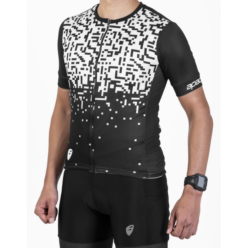 Apace 2018 Breakaway Race Fit Mens Jersey Pixel