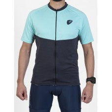 Apace 2018 Peloton Club Fit Mens Jersey Aqua