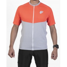 Apace 2018 Peloton Club Fit Mens Jersey Orange