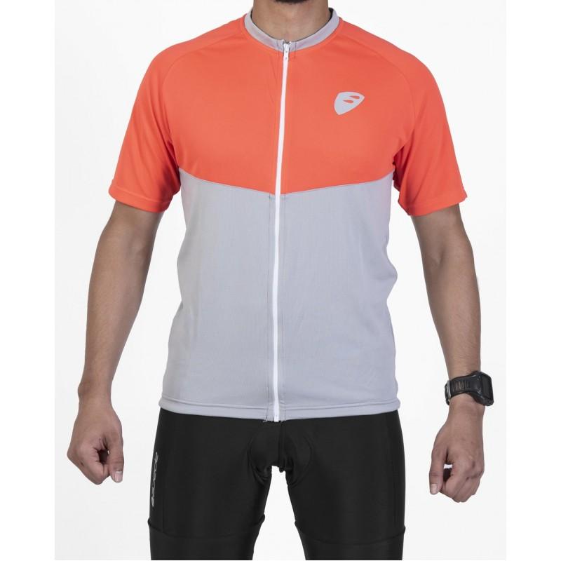 Apace 2018 Peloton Club Fit Mens Jersey Orange