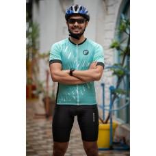 Apace 2019 Chase Mens Cycling Jersey Aqua