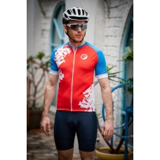 Apace 2019 Chase Mens Cycling Jersey Blue