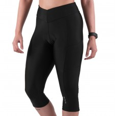 Apace Blade Womens Cycling Capris Black