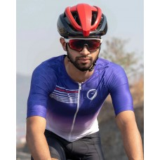 Apace Hex Racer Race Fit Mens Ultra Light Cycling Jersey Conjure
