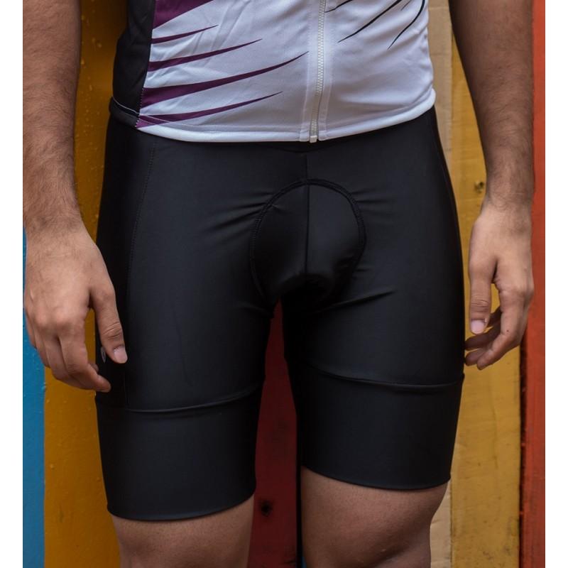Apace 2019 Slingshot Mens Cycling Shorts Black