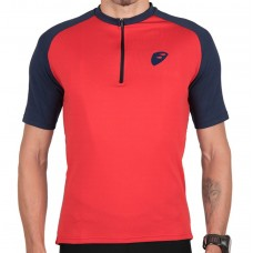 Apace Transition Mens Cycling Tshirt Red