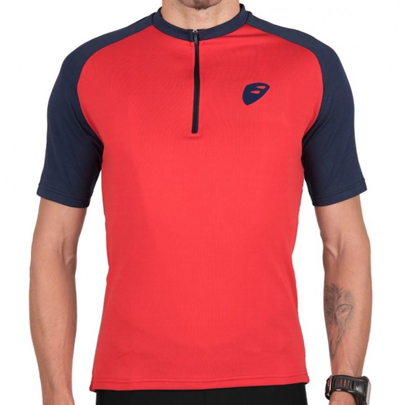 Apace Transition Mens Cycling Tshirt Red