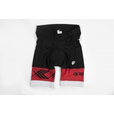 Apace 2019 Verge Triathlon Mens Short Black