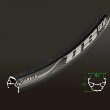 Araya Rim Ds-600 26x1.50 Black Fv 32h