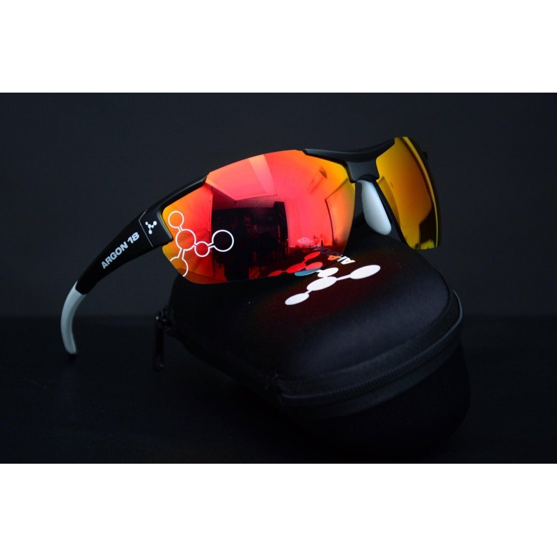 Argon 18 Cycling Sunglasses Matt Black
