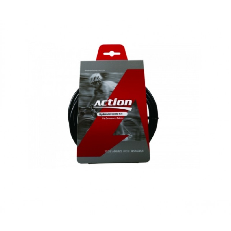 Ashima Action Hose Kit Box For Avid/Elixir (AH-OC52-A-KB-BK)