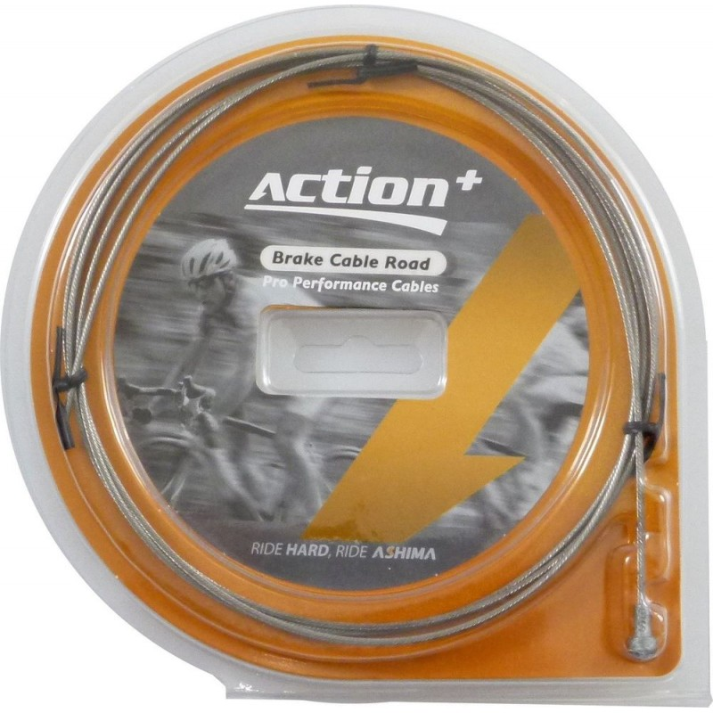 Ashima Action+ Road Bike Brake Cable 1700mm