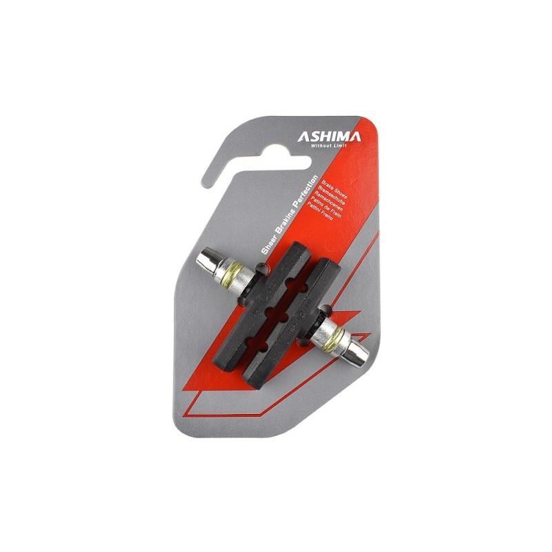 ASHIMA AP48V-PL 60mm MTB V-BRAKE SHOE