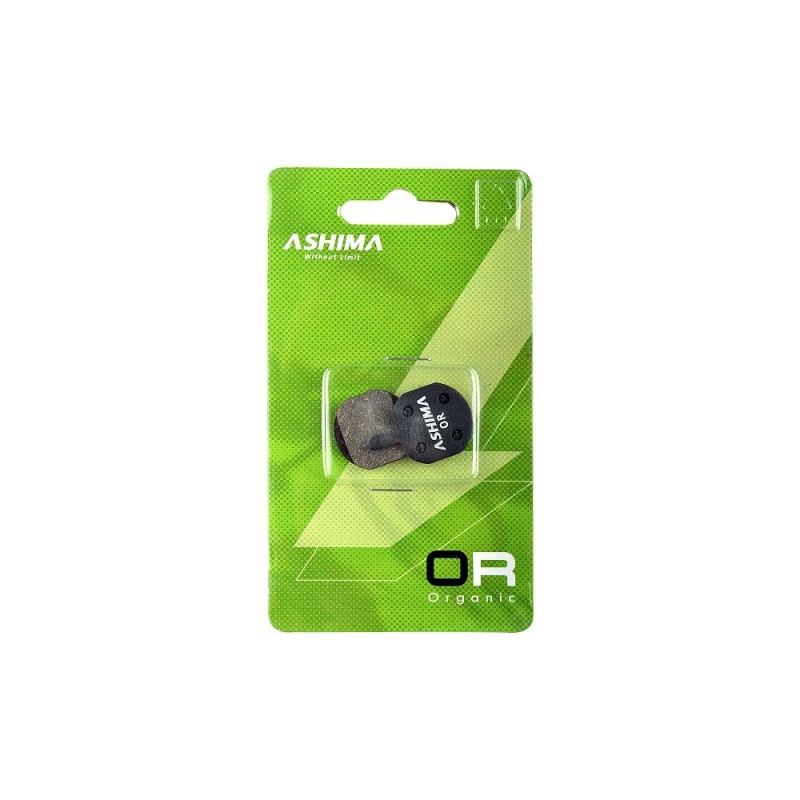ASHIMA DISC BRAKE PAD AD0502-OR-S (HAYES GX2, MX2, MX3,SOLE)