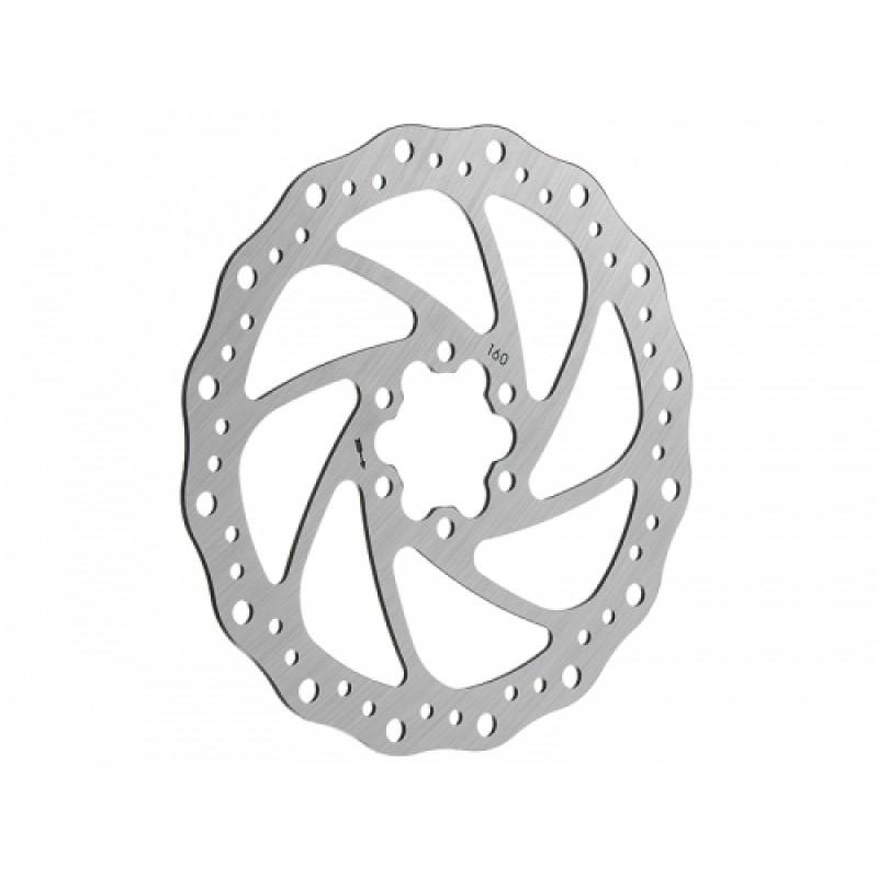Ashima Disc Brake Rotor 160 (ARO-01-160)