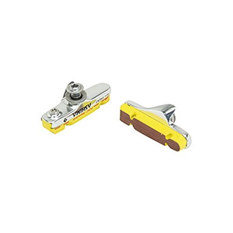 Ashima Road Brake Shoe (for carbon rim) ARS75CR-P-H-PCAC