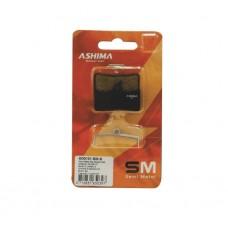 Ashima Semi Metal Brake Pad-AD0101-SM-S