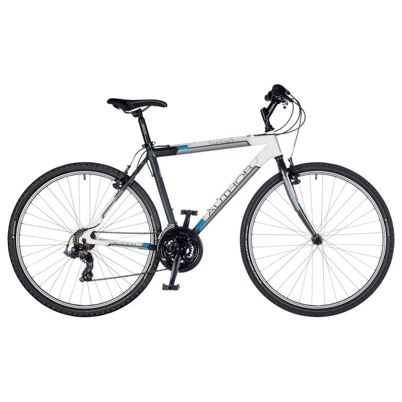 Author Compact Urban Hybrid Bicycle 2015