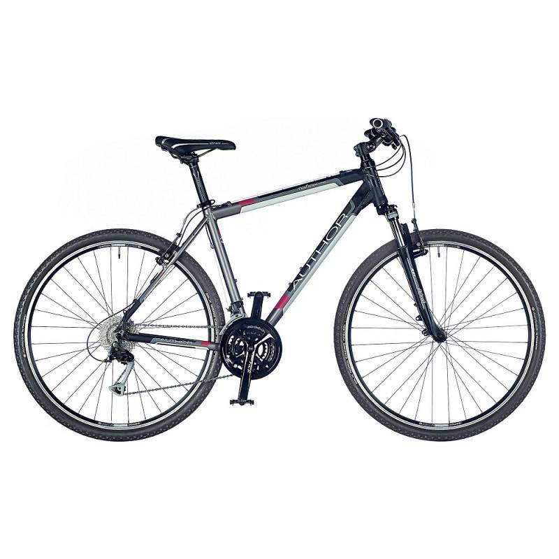 Author Reflex Hybrid Cycle 2015