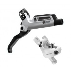 Avid Brake Lever with Aluminium Blade for DB5 White