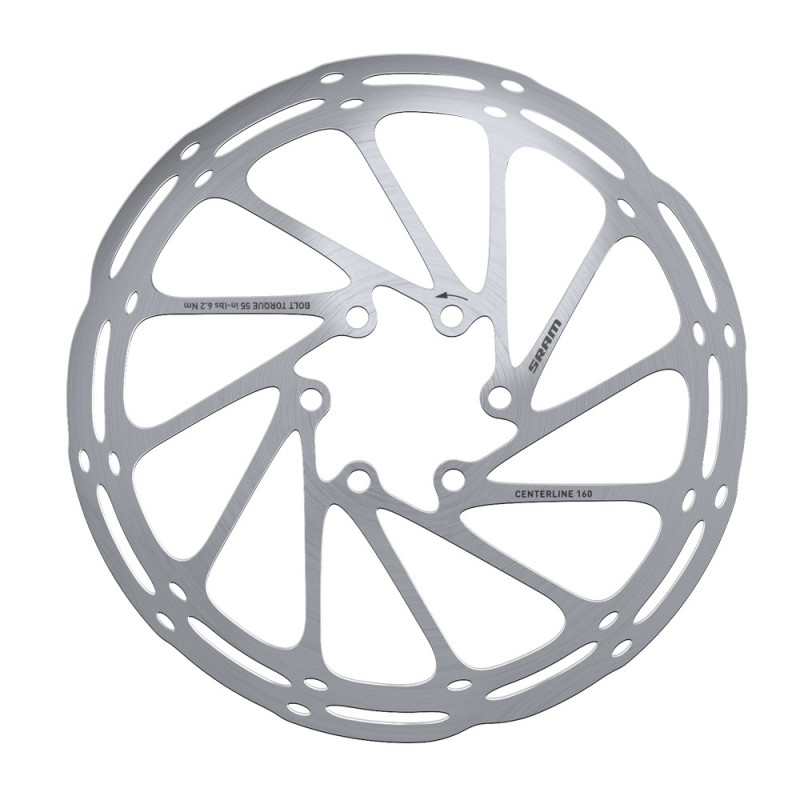 Avid Centrline Disc Brake Rotor -180mm