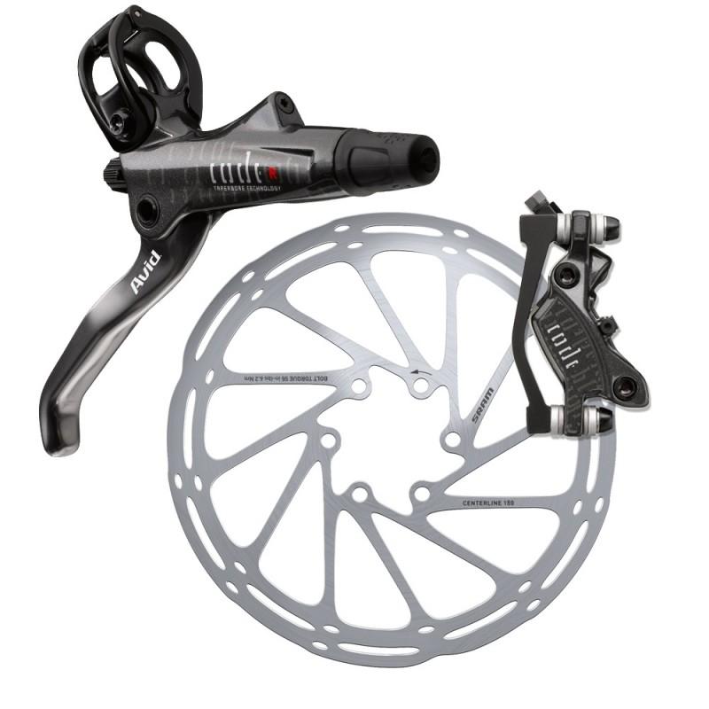 Avid Code R Hydraulic Disc Brake Rear