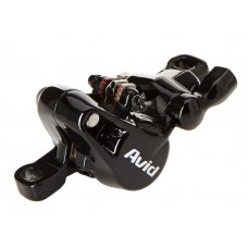 Avid Disc Brake Caliper Assembly X0 - Non CPS - Black/Black