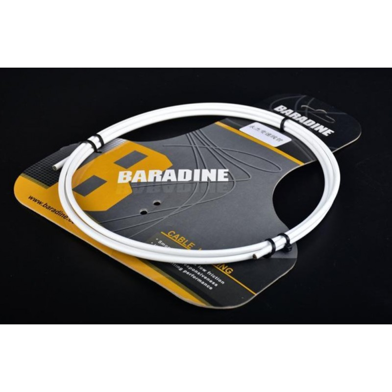 Baradine Brake Housing 2.5m Coiled White (BH-SD-01)